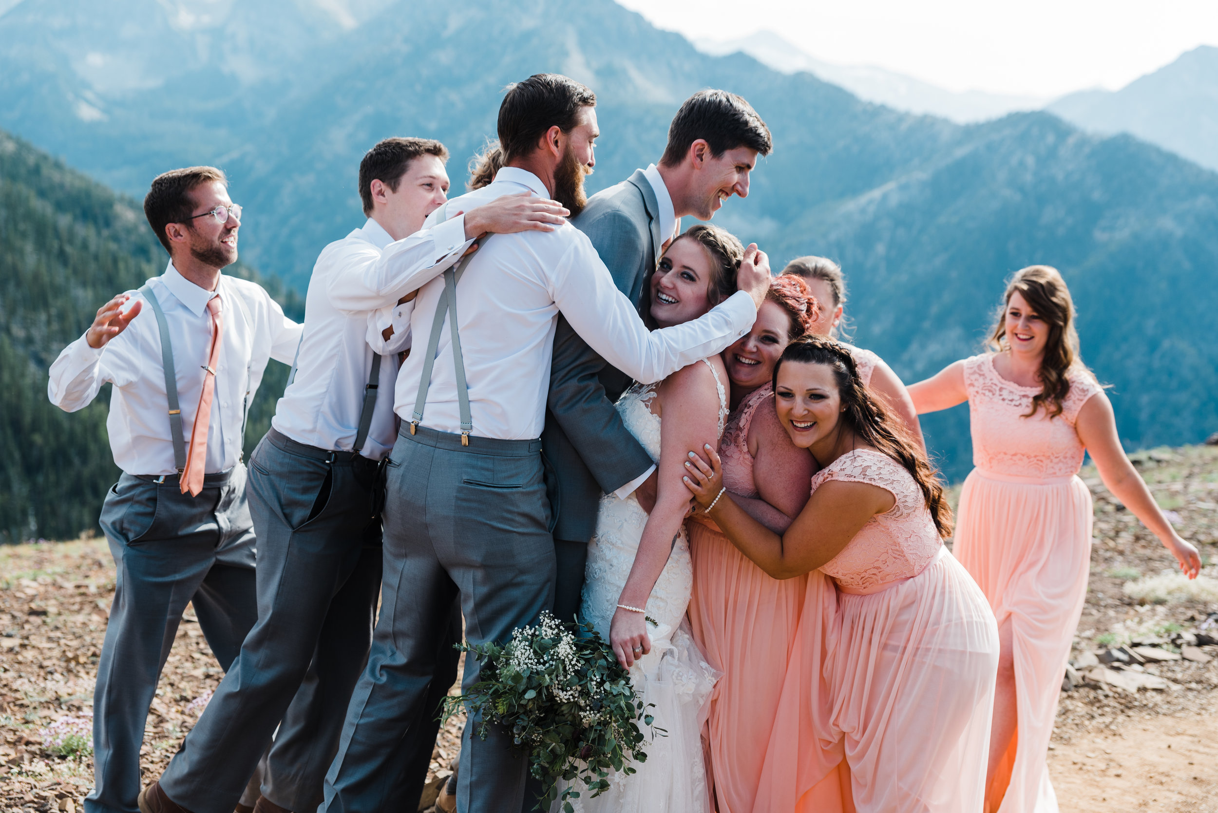 Wallowa Lake Oregon -  Wedding - Jessica + John -  (1175).jpg