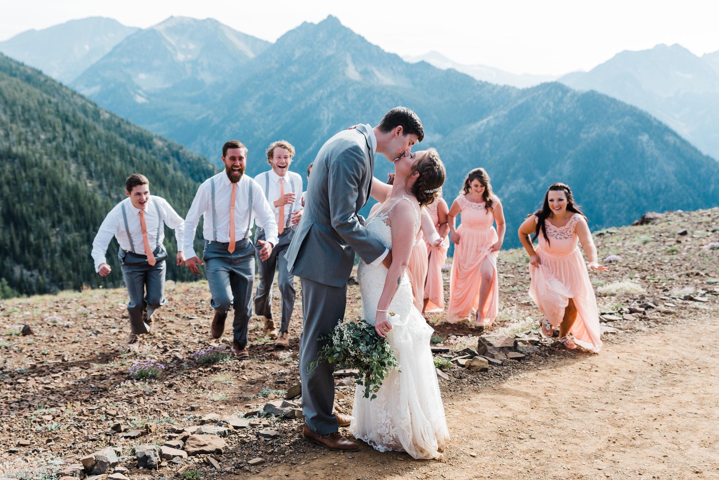 Wallowa Lake Oregon -  Wedding - Jessica + John -  (1168).jpg