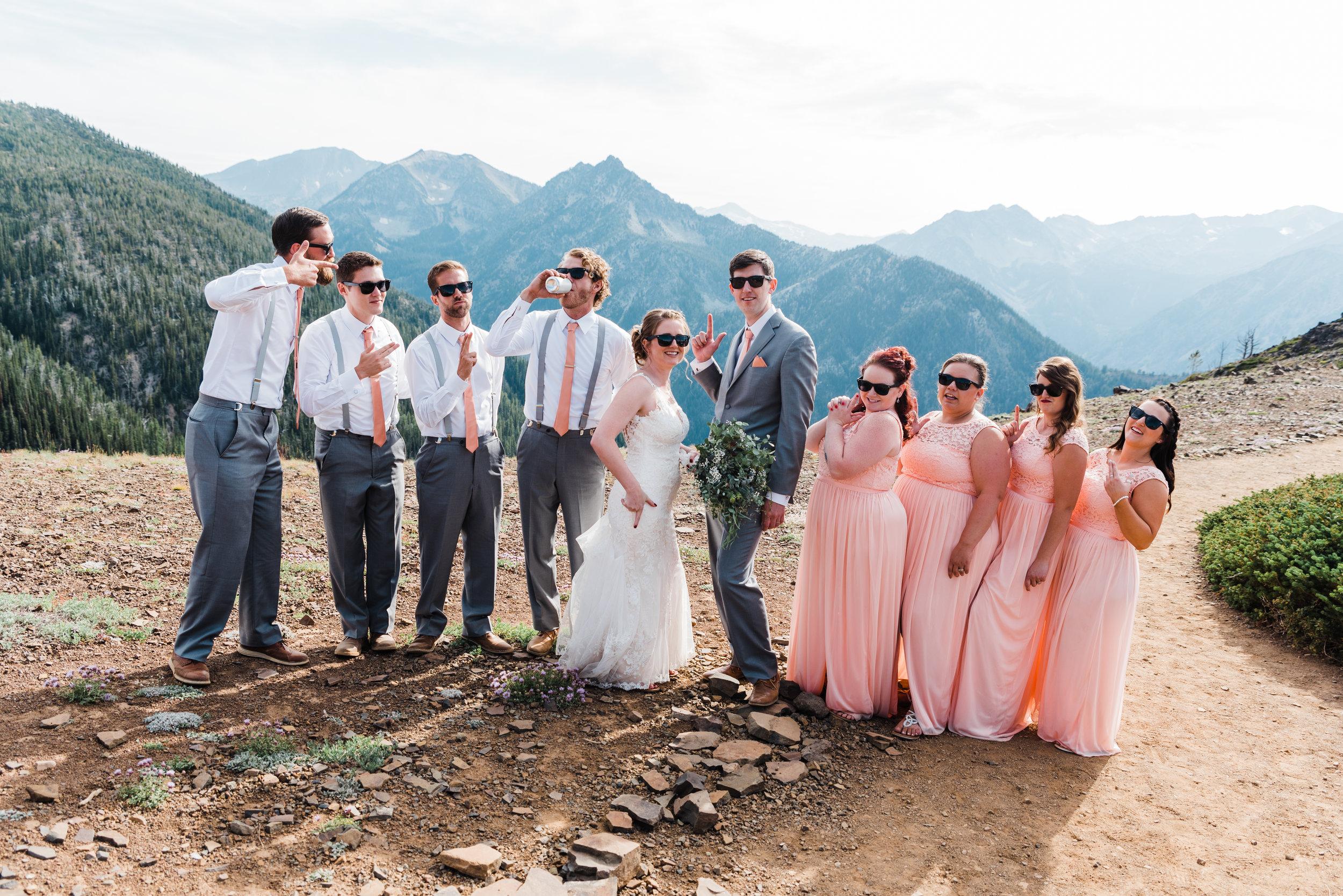 Wallowa Lake Oregon -  Wedding - Jessica + John -  (1191).jpg