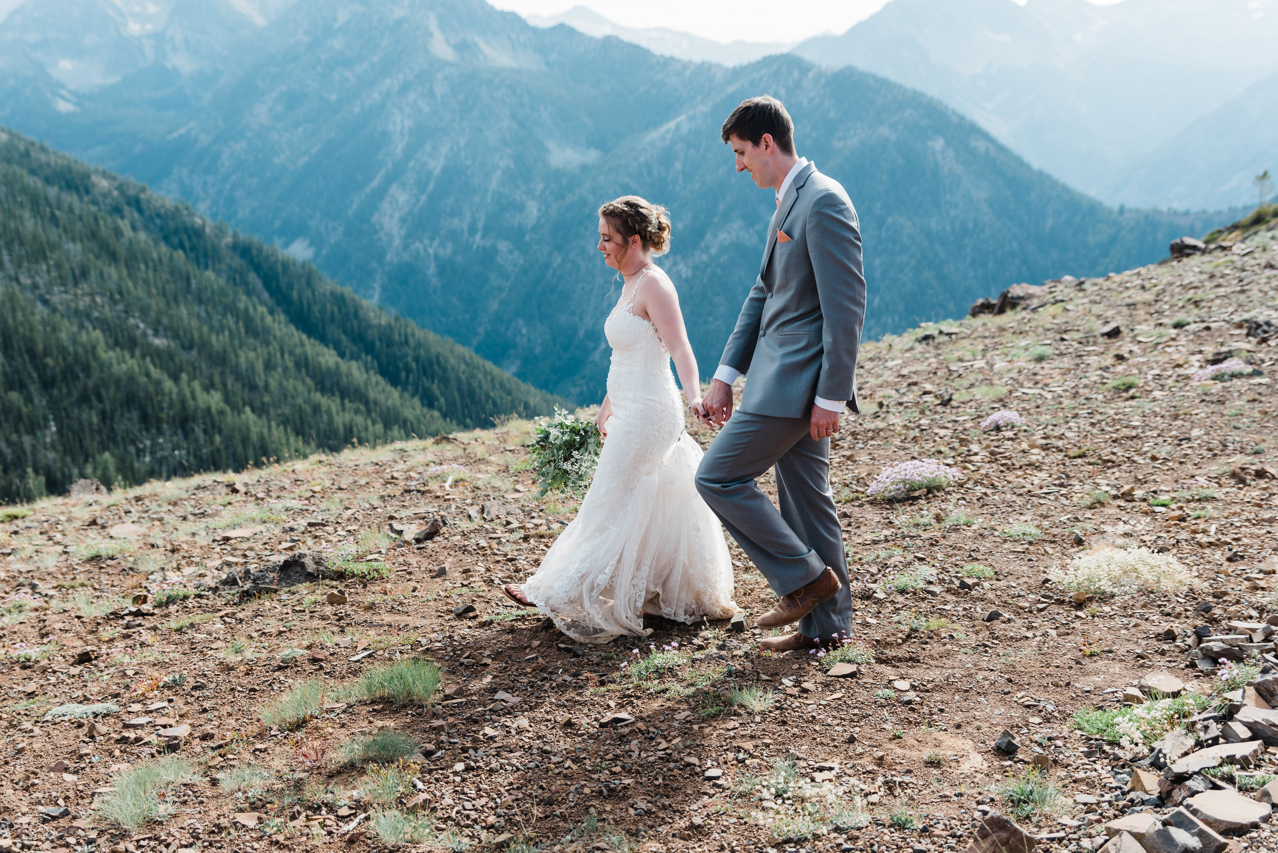 Wallowa Lake Oregon -  Wedding - Jessica + John -  (1146).jpg