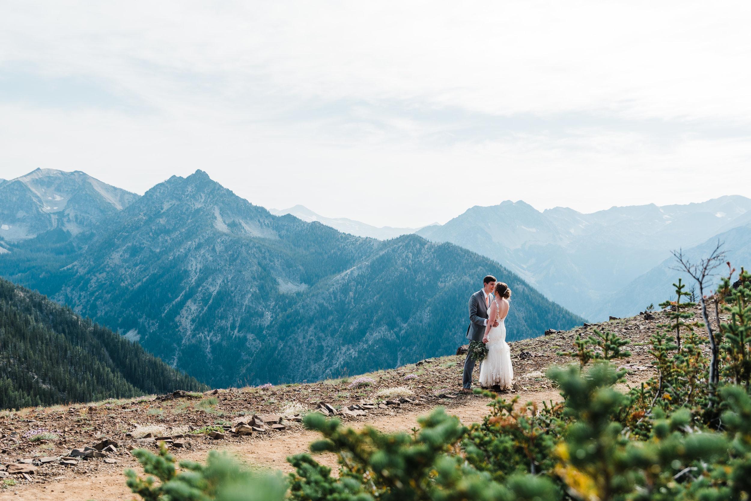 Wallowa Lake Oregon -  Wedding - Jessica + John -  (1231).jpg