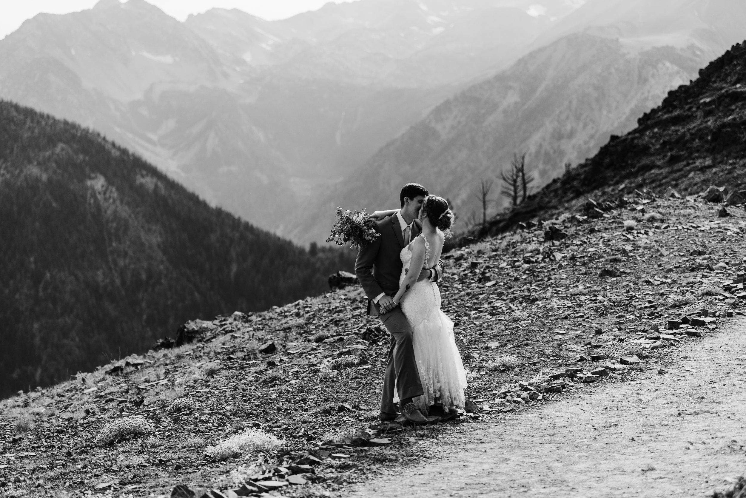 Wallowa Lake Oregon -  Wedding - Jessica + John -  (1256).jpg