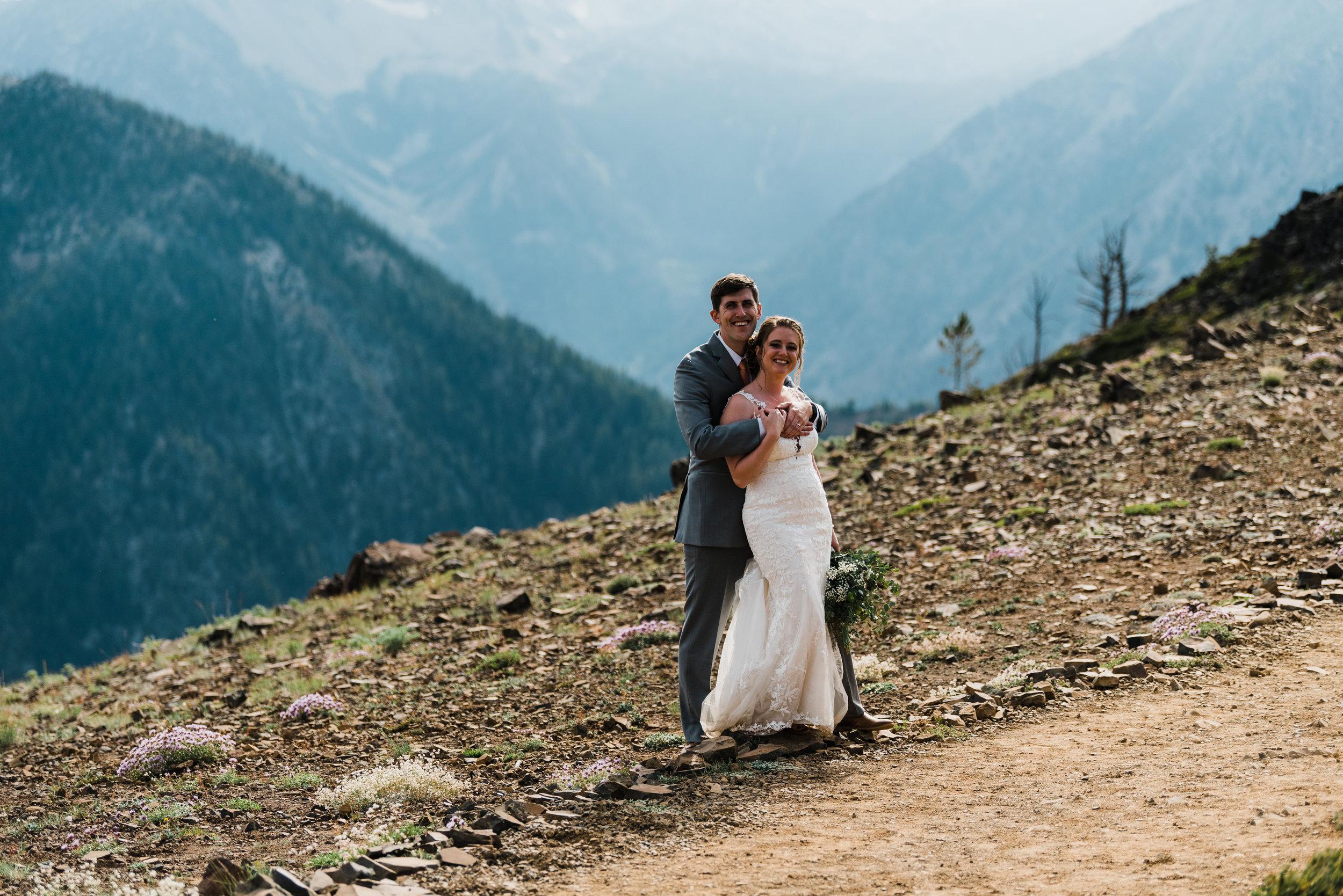 Wallowa Lake Oregon -  Wedding - Jessica + John -  (1265).jpg