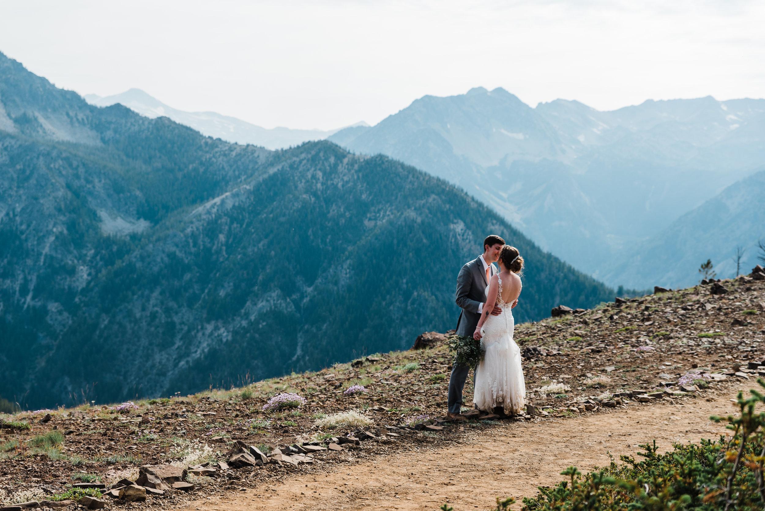 Wallowa Lake Oregon -  Wedding - Jessica + John -  (1242).jpg