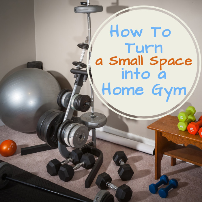How Do I Turn a Small Space Into a Home Gym?