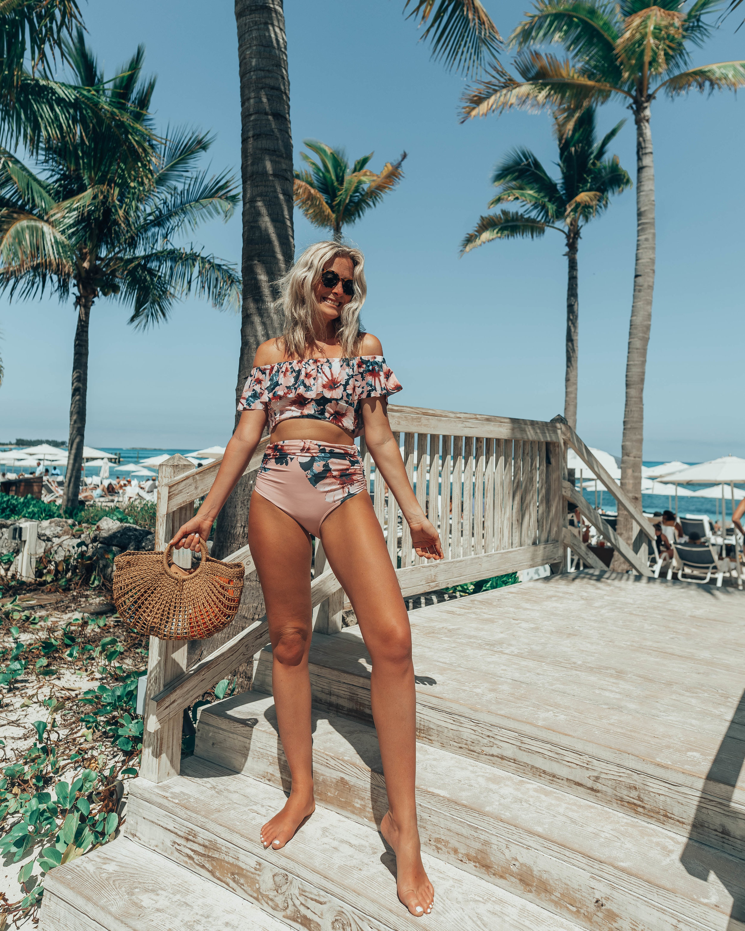 what I wore in the Bahamas