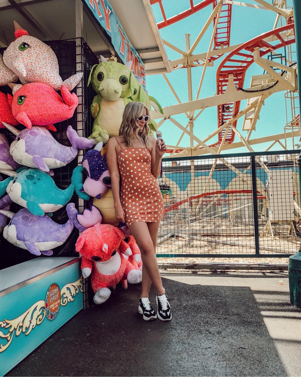 8. Coney Island -