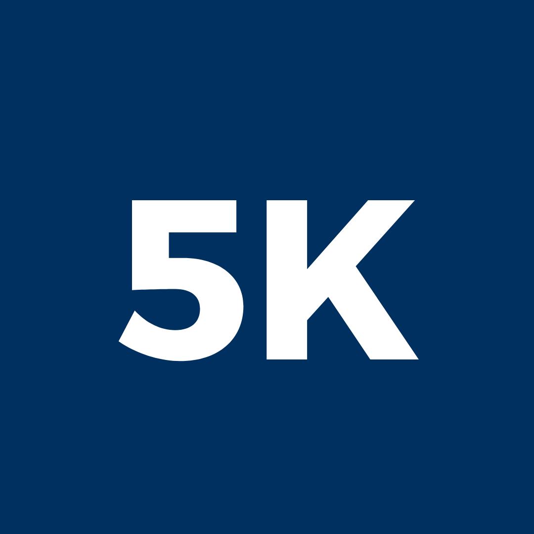 5K PLANS