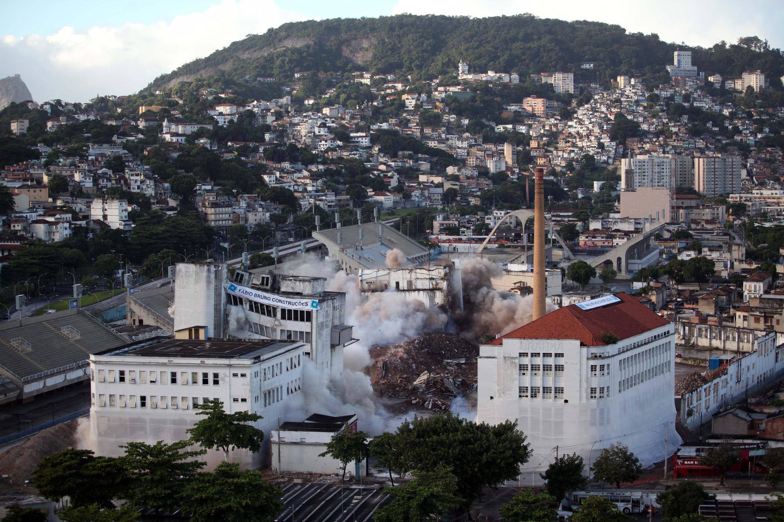 INBEV Industrial plant - 2011