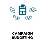 Icon for Campaign Budgeting