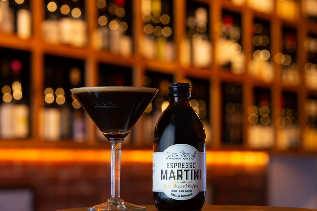 Espresso Martini Sampling evenings - Attend one of our sampling sessions at a Dan Murphy's Store near you. Follow us on Facebook to see where we set up next!