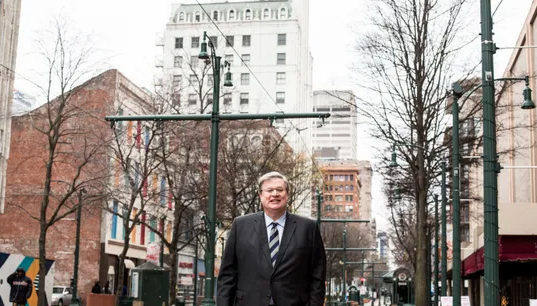 It's official: Memphis Mayor Jim Strickland is running for a second term