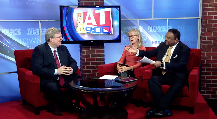 Mayor Jim Strickland announces re-election bid