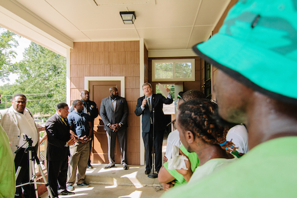 City of Memphis partners with Frayser CDC to build new homes