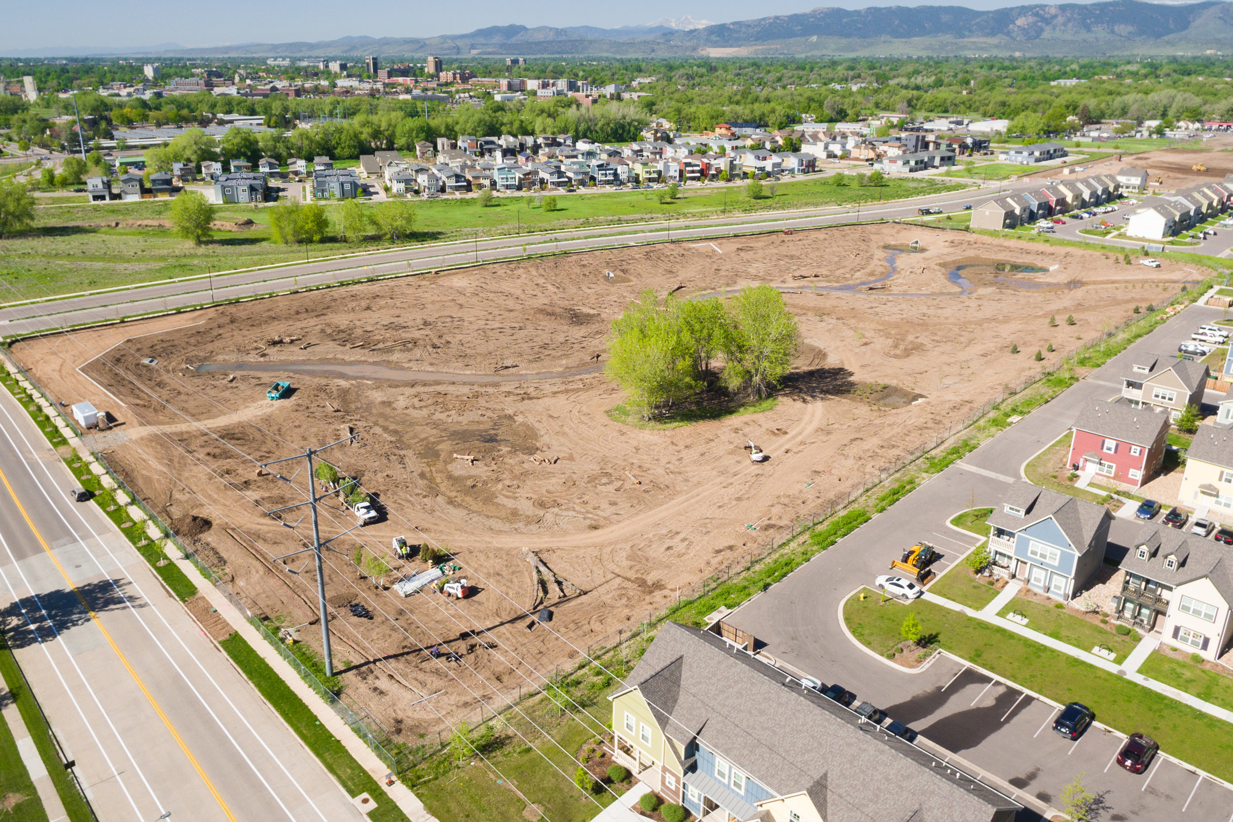 Zak George Landscaping - Colorado - Commercial Landscape