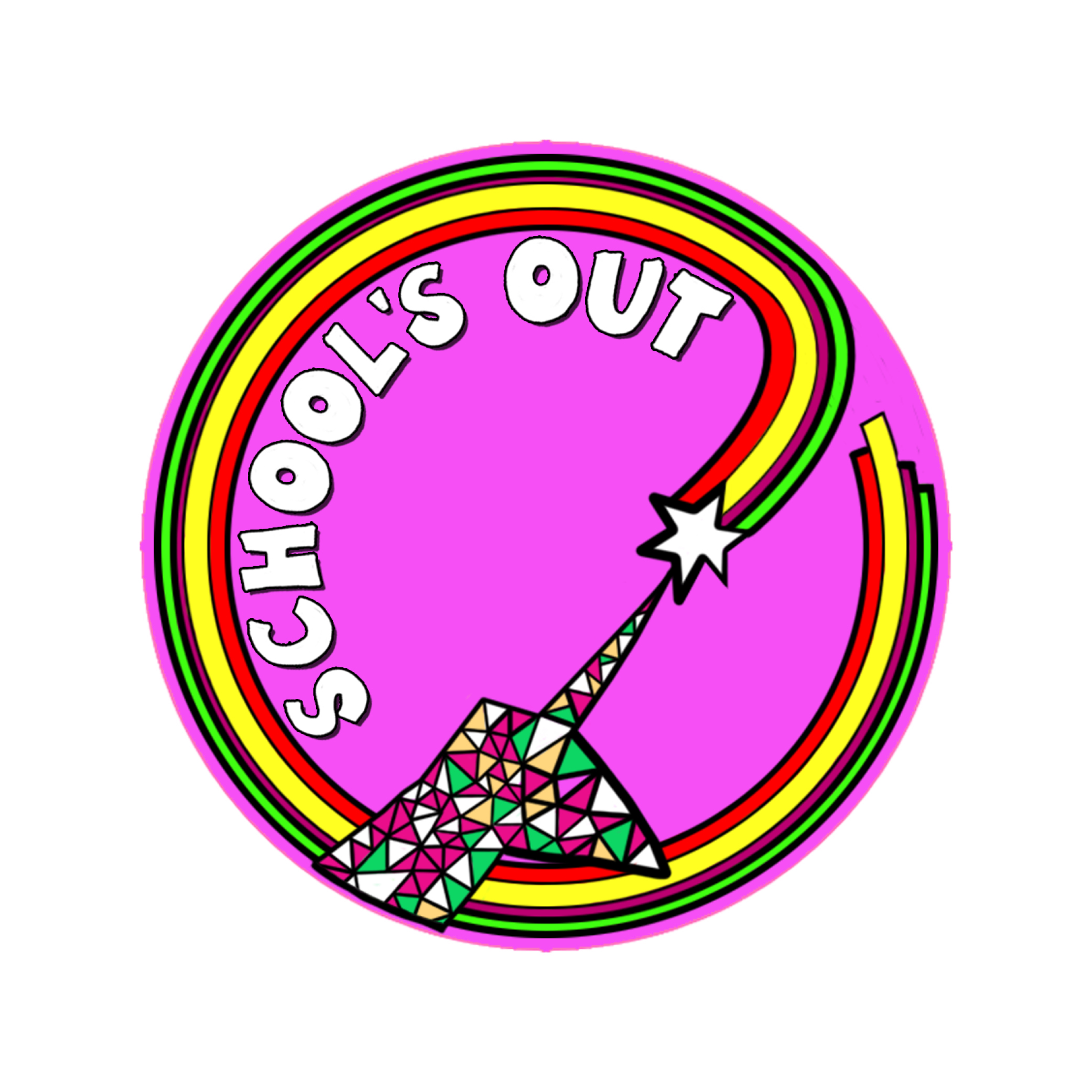 School's Out Logo (PNG) -