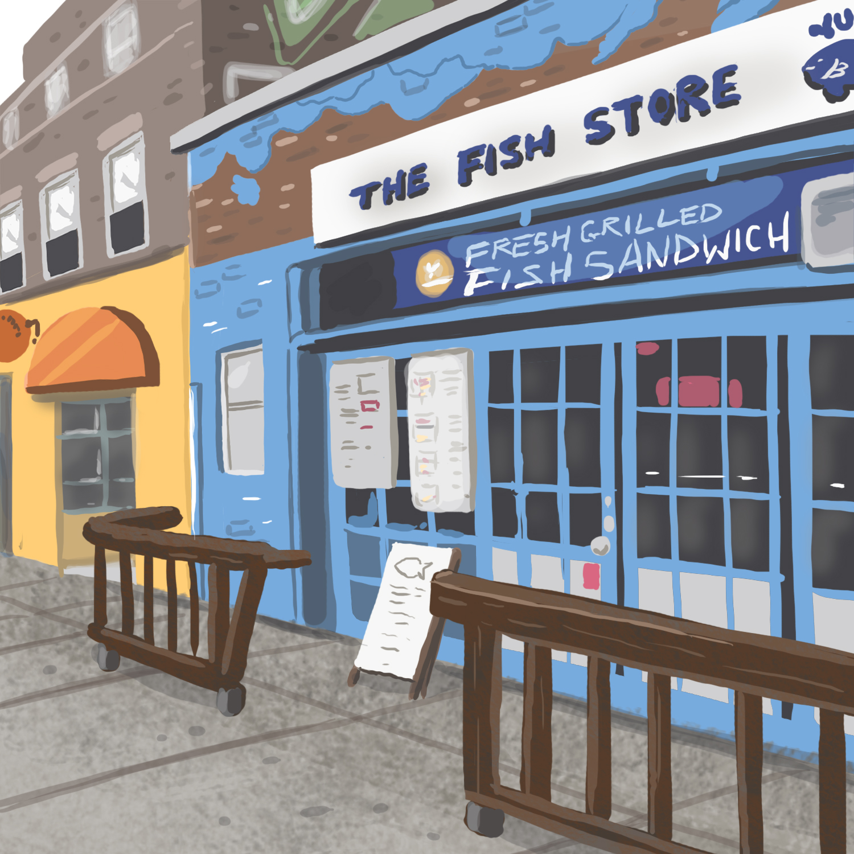 The Fish Store (Toronto)