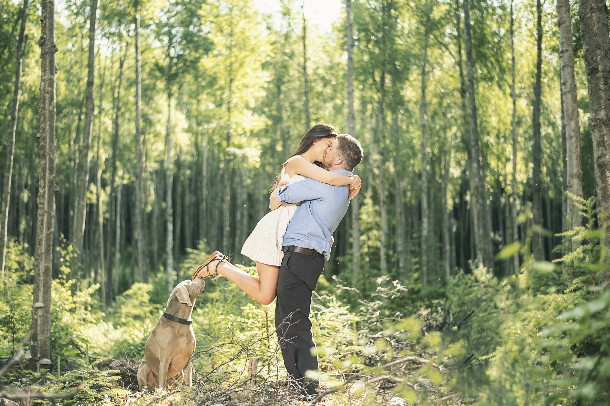 I'm SO glad a friend recommended Rawsome Photography… - My fiancé and I used her for our engagement photos and absolutely love her work! Two outfit changes, various locations and she was still very determined to get the perfect shots. If you're looking for a a photographer who is passionate about capturing the perfect picture, Oksana is the one!