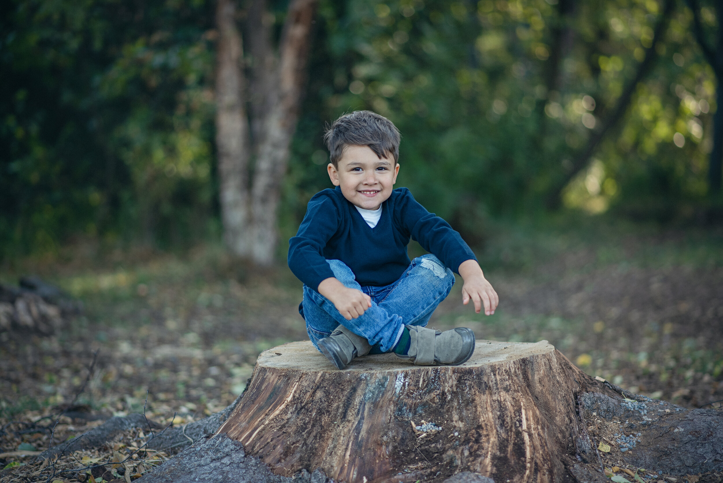 """""""Big Thanks to Oksana…"""" - Big thanks to Oksana with Rawsome photography for these amazing pictures. She did a wonderful job capturing our family and our lively little boy. I always thought it would be hard to do a photo shoot with Brayden at this age but Oksana made it feel effortless"""