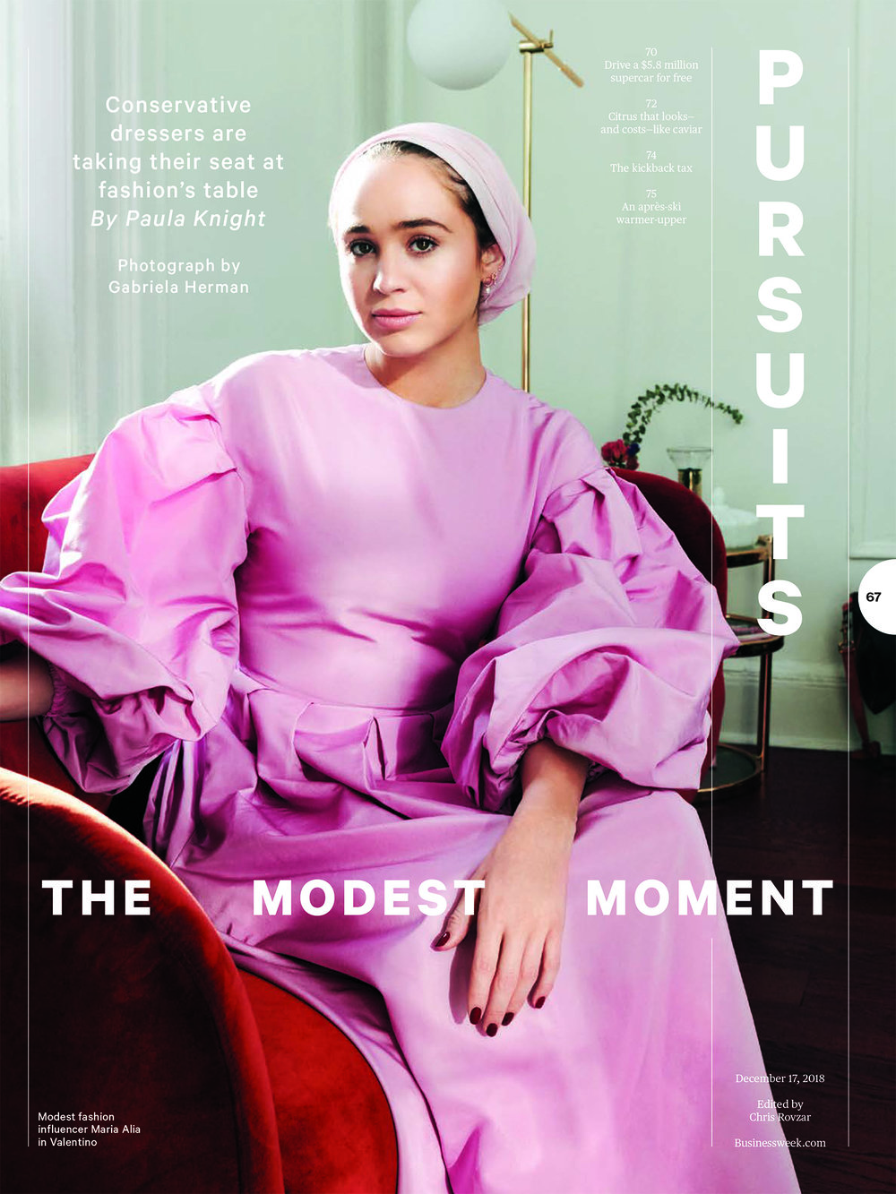 PRESS - June, 2019 The Zoe ReportJune, 2019 NY PostMay, 2019 Carolina HerreraMay, 2019 Vogue ArabiaMay, 2019 Vogue ArabiaMay, 2019 GlamourMay, 2019 Refinery29April, 2019 WhoWhatWearApril, 2019 The Zoe ReportApril, 2019 Refinery29March, 2019 Vogue ArabiaMarch, 2019 Refinery29February, 2019 Harper's Bazaar ArabiaFebruary, 2019 Grazia MEJanuary, 2019 The CutDecember, 2018 BloombergDecember, 2018 Refinery29November, 2018 Refinery29November, 2018 WhoWhatWearOctober, 2018 Teen VogueOctober, 2018 WhoWhatWearSeptember, 2018 ElleSeptember, 2018 VogueSeptember, 2018 Man RepellerSeptember, 2018 The CutSeptember, 2018 CoveteurSeptember, 2018 Refinery29August, 2018 Harper's Bazaar ArabiaJune, 2018 Grazia (Print)June, 2018 WhoWhatWearJune, 2018 WhoWhatWearApril 2018, Into The GlossApril, 2018 The ModistApril, 2018 The Edit x ExpressApril, 2018 WhoWhatWearMarch, 2018 Vogue ArabiaMarch, 2018 Teen VogueMarch, 2018 WhoWhatWearMarch, 2018 HypebaeMarch, 2018 Nasty GalaxyFebruary, 2018 Refinery29February, 2018 WhoWhatWearFebruary, 2018 Marie Claire UKDecember, 2017 Galore MagOctober, 2017 Refinery29September, 2017 Vogue ArabiaSeptember, 2017 Vogue ArabiaAugust, 2017 Glamour PrintAugust, 2017 Nylon.comAugust, 2017 Vogue ArabiaAugust, 2017 Refinery29July, 2017 WhoWhatWearJuly, 2017 PopsugarJuly, 2017 Refinery29June, 2017 Vogue.comJune, 2017 Elle MalaysiaJune, 2017 Elite DailyJune 2017, Female MagMay 2017, Harper's Bazaar ArabiaMay 2017, The Modist-Mod MagMay, 2017 Farfetch EditorialMay, 2017 Oprah Magazine (Online + print)May, 2017 Refinery29April, 2017 RackedApril 2017 HypebaeApril 2017, Refinery29March, 2017 HypebaeMarch, 2017 Profound CoMarch, 2017 Refinery29March, 2017 AllureFebruary, 2017 CosmopolitanFebruary, 2017 NylonOctober, 2016 Marie Claire(print)November, 2016 BuzzfeedSeptember, 2016 PopsugarOctober, 2015 Muslim GirlApril, 2015 Mobile Bay Magazine(online and print)April, 2014 Brit + CoApril, 2014 Women's Wear Daily
