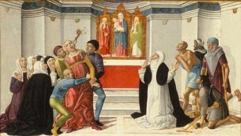 St._Catherine_of_Siena_Exorcising_a_Possessed_Woman_painting_by_Girolamo_di_Benvenuto.jpg