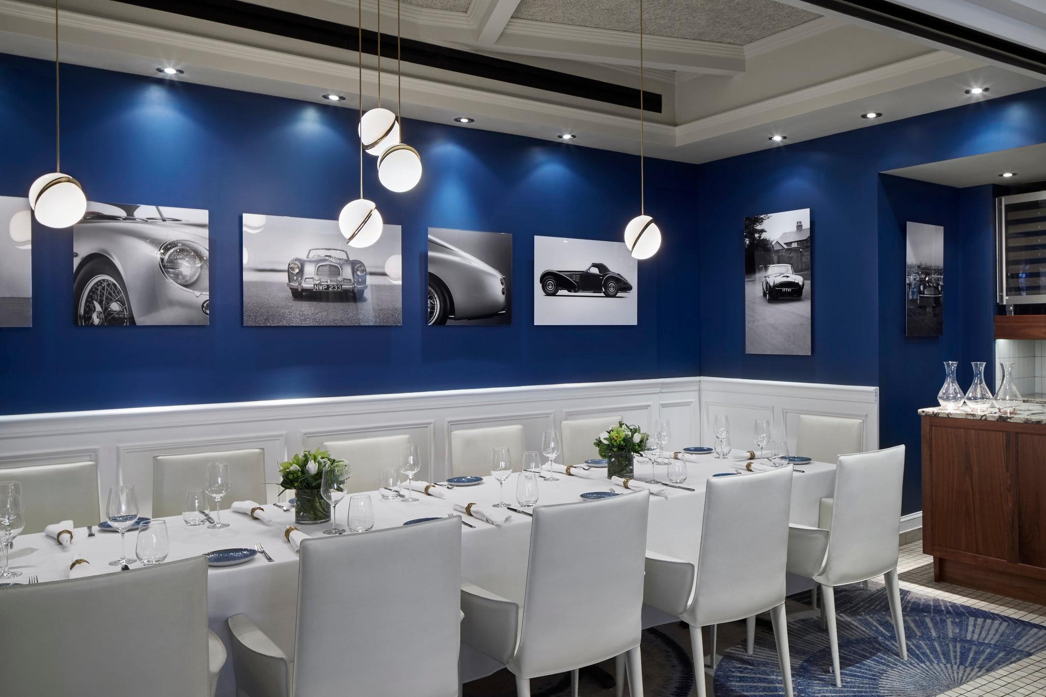 The Aston Martin Room