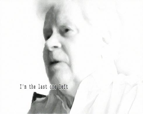 Spanish Kalle  video still av Kalle Brolin. Filmen visades i Östra Karup 2009