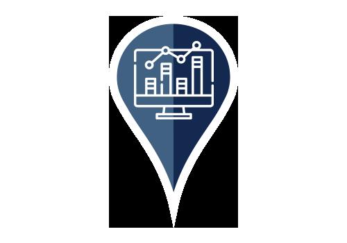 LOCAL INSIGHTS - Reagera och förfina din strategi med detaljerad statistik.Se hur dina kunder reagerade på ditt innehåll med lokala insikter. Se sammanfattningar från ditt företags livstid efter postningsprestanda till ett enda inlägg från en enda plats.