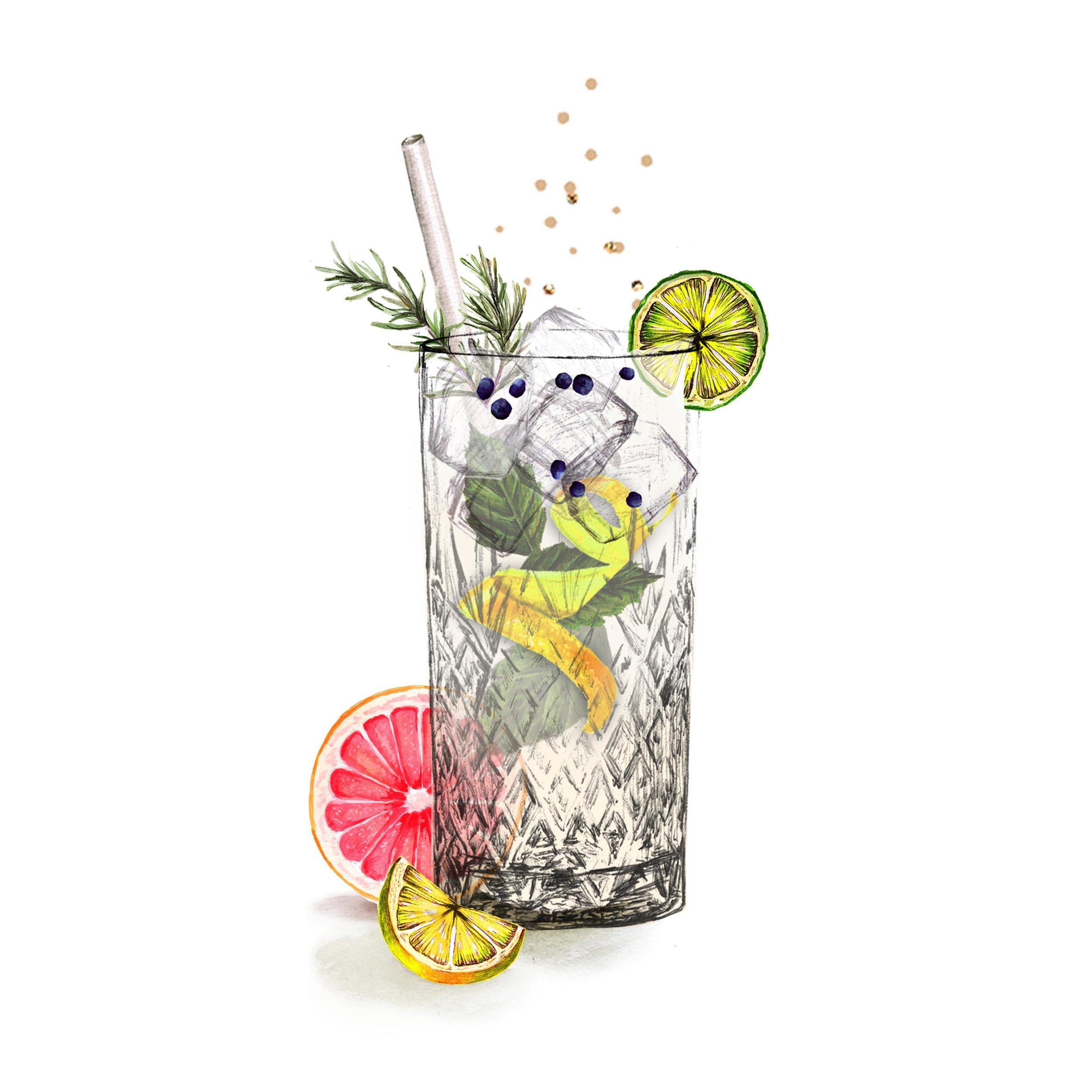 Gin masterclass -