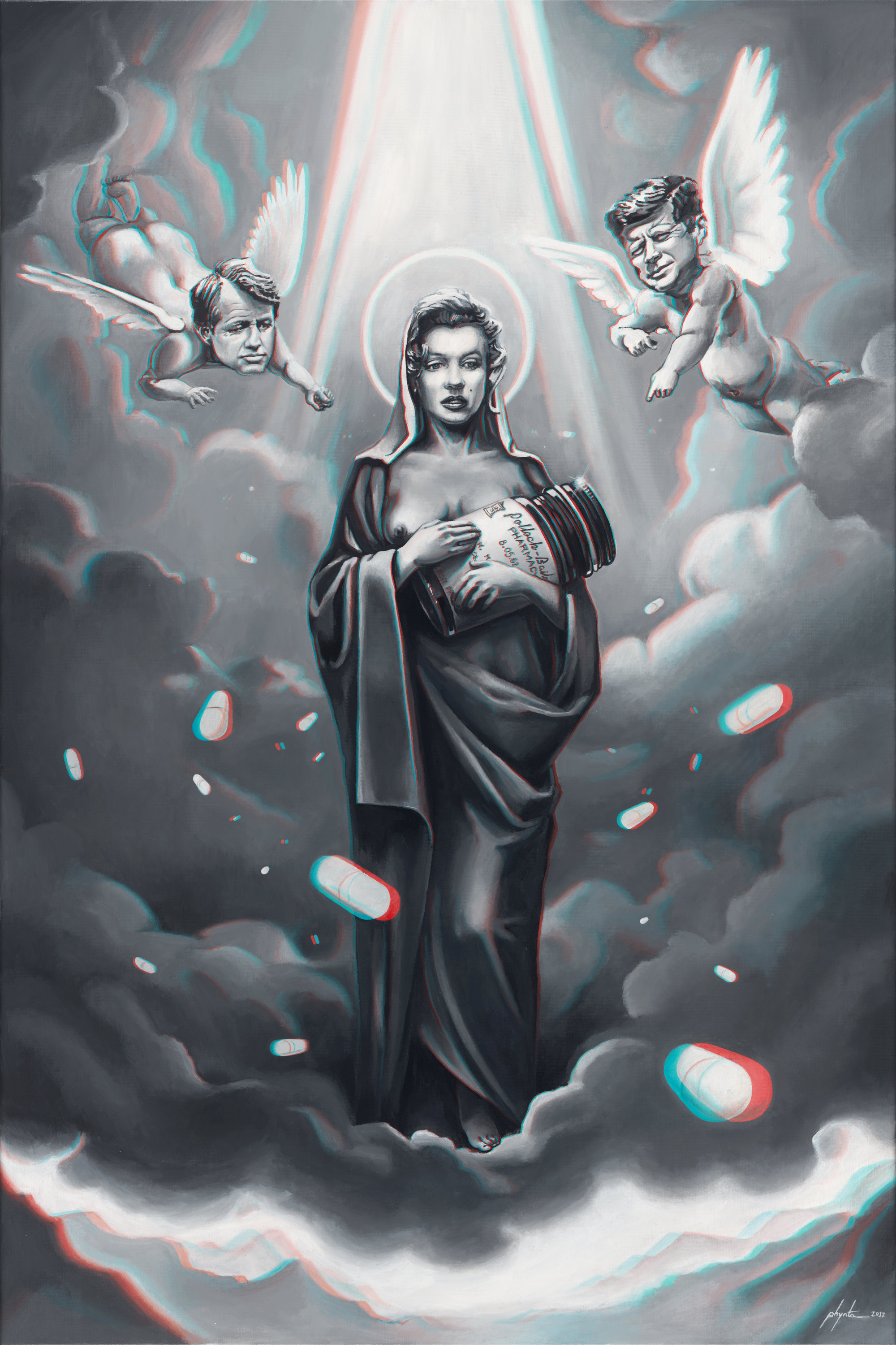 The Assumption of Marilyn