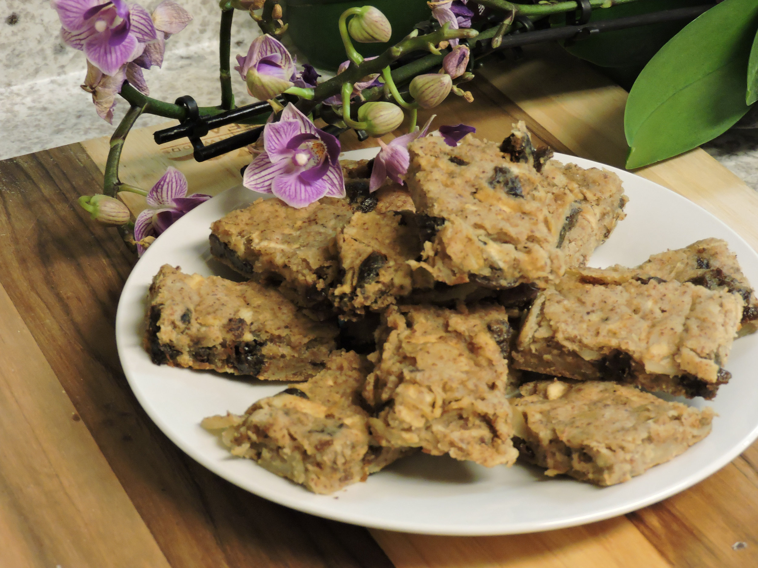 - The recipe is simple and you can add fresh and dried fruits, as well as nuts.