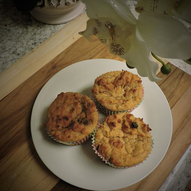 🇺🇸Sweet potato muffins! Another delicious snack! 😋Check the 2nd pic for recipe and our All For Mommies website for more! Link in the description above. #babysnacks #recipes #pickyeaters 🇧🇷Bolinho de batata doce. Esse foi parte do lanchinho da tarde hoje. Veja a 3a foto para a receita em português. Acompanhe tbm nosso site All For Mommies para mais dicas e receitas. Link na descrição! #receitas #bolo #cupcake