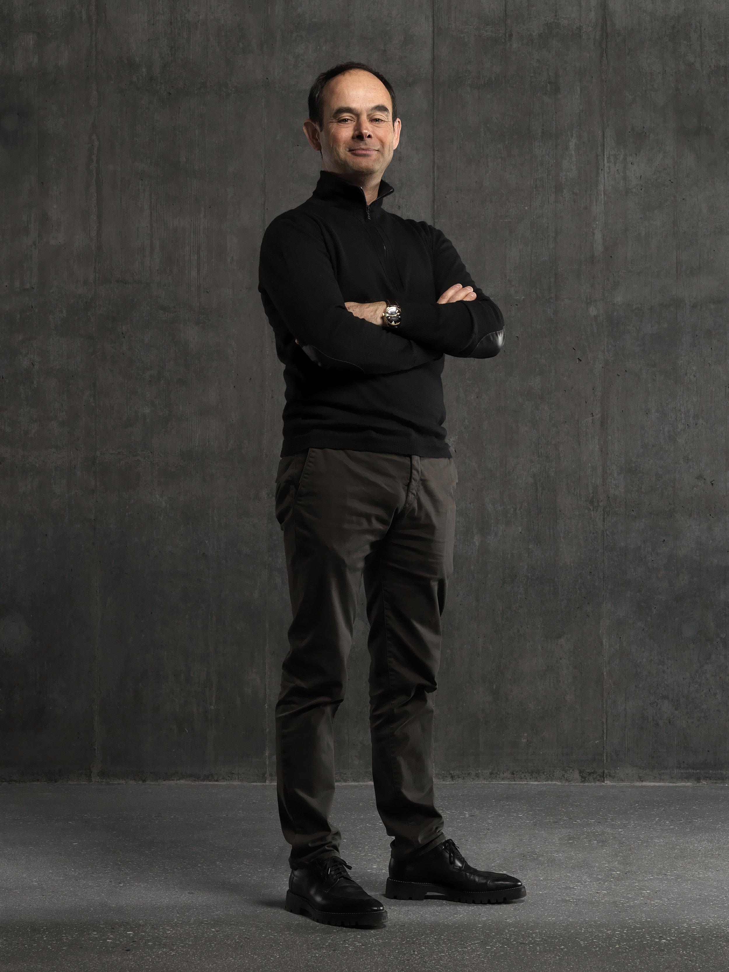 Ralph Halder, Creative Director