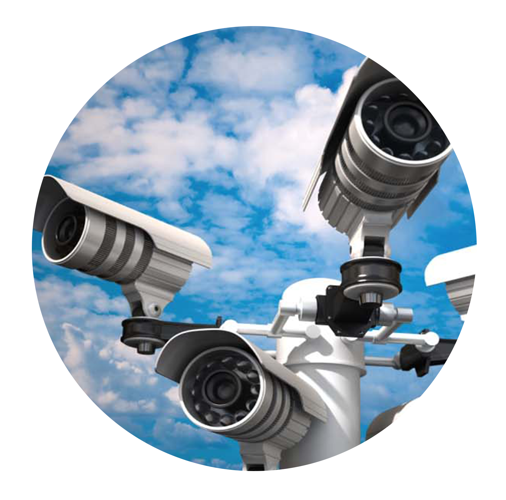 Closed Circuit Television (CCTV) Systems - A complete design and installation package for all CCTV system types from single point cameras to large scale multi camera multi-site network systems with remote monitoring.
