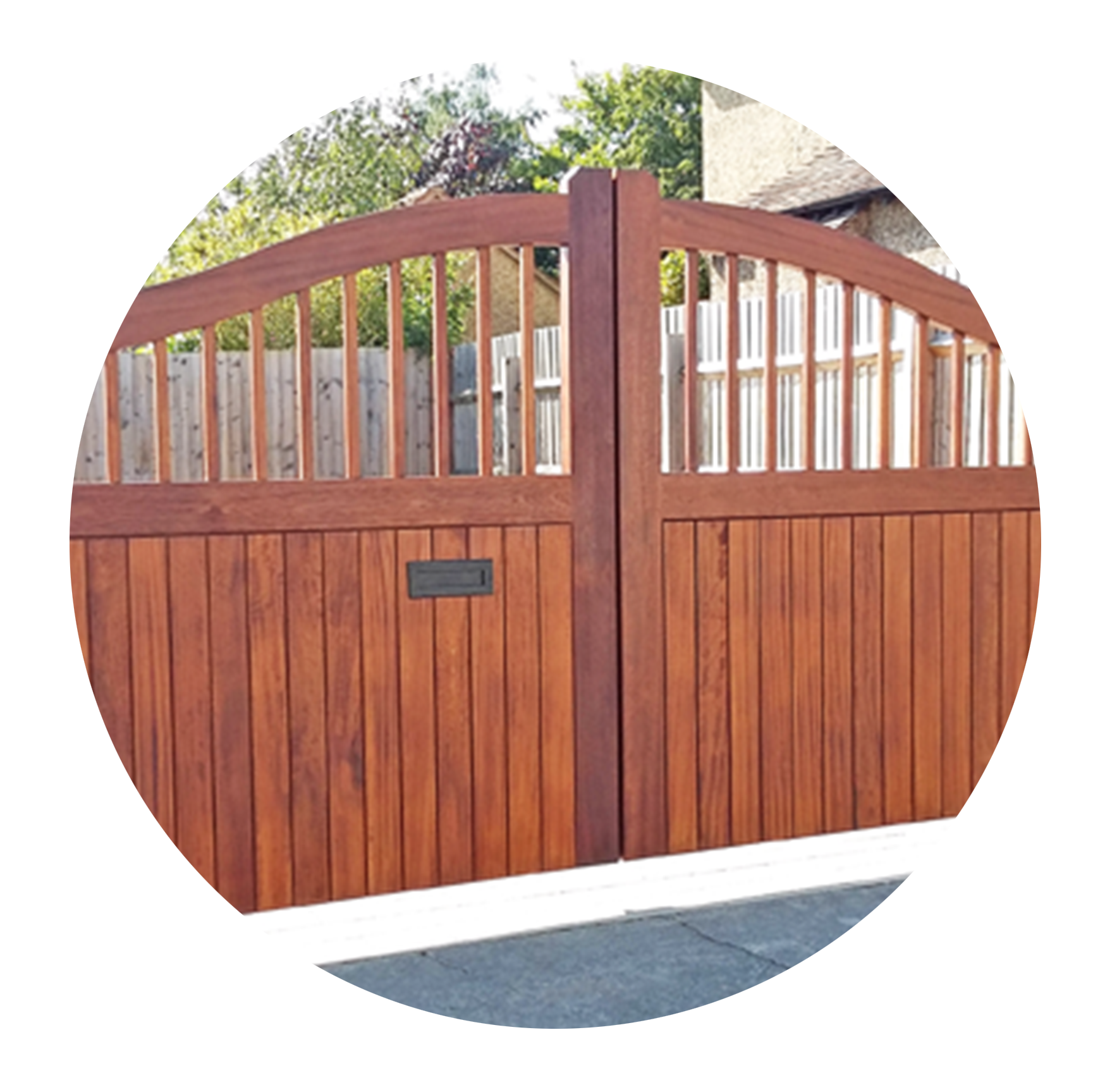 Gate Automation - Completion design and installation of gate automation systems, whether it is automation and existing gate or a complete automated gate solution, commission and test to current legislation.