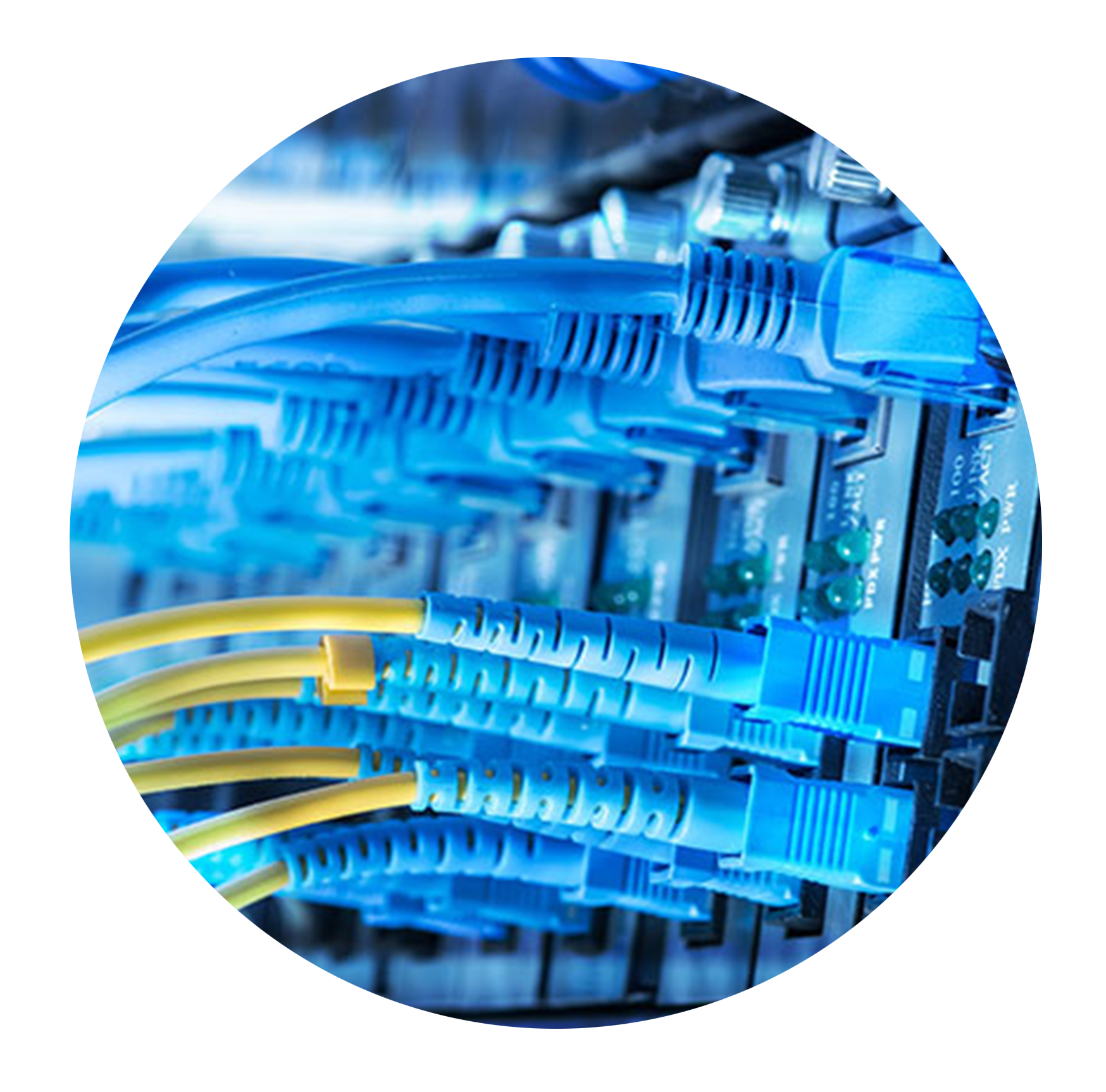 WHAT WE OFFER - We can offer a full point to point design, install, test, commission and a 25-year manufacture warranty from Connectix on any wired system up to and including Cat7 including cabinet and patch panel dressing.