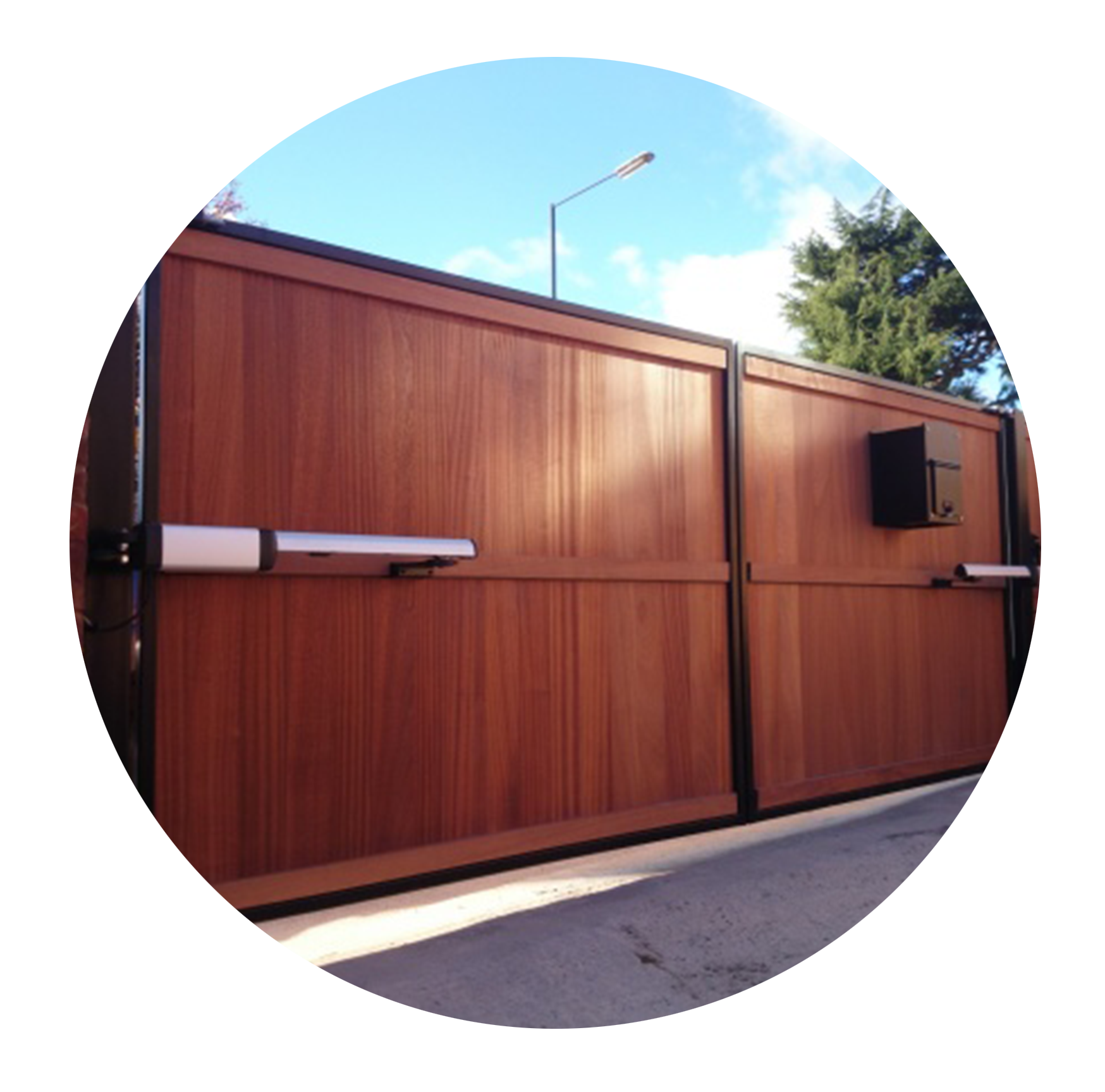 FULL DESIGN SERVICE - We also offer a full design service to create the perfect automated gates for your business or domestic property including various control options for your gates whether it is a simple radio fob system or fully automated induction ground loops, we will be able to design a solution that meets your requirements.