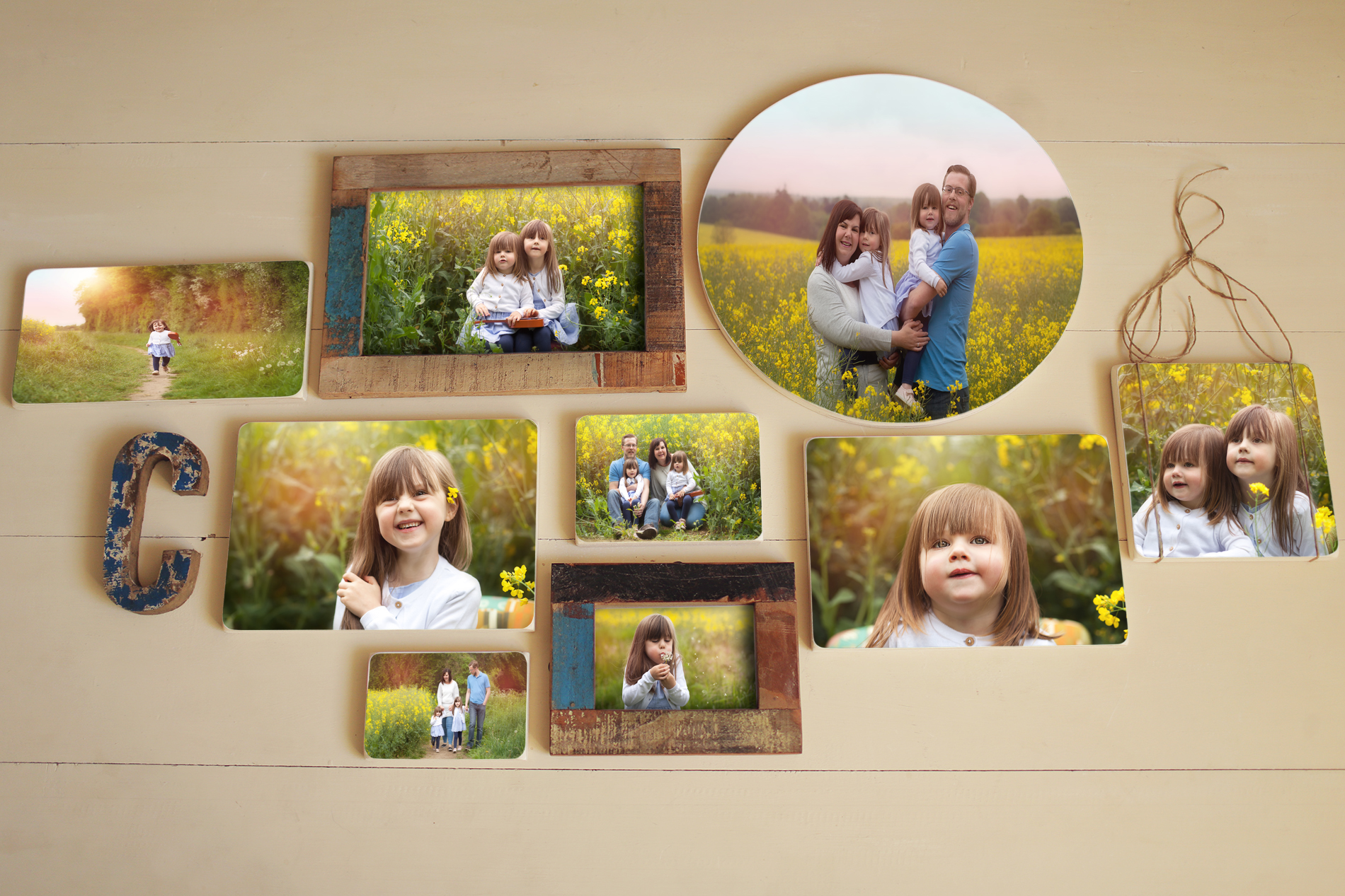 Proudly offering products from The Original Photoblocks!