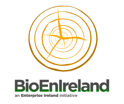 Square variant of BioEnIreland brand mark