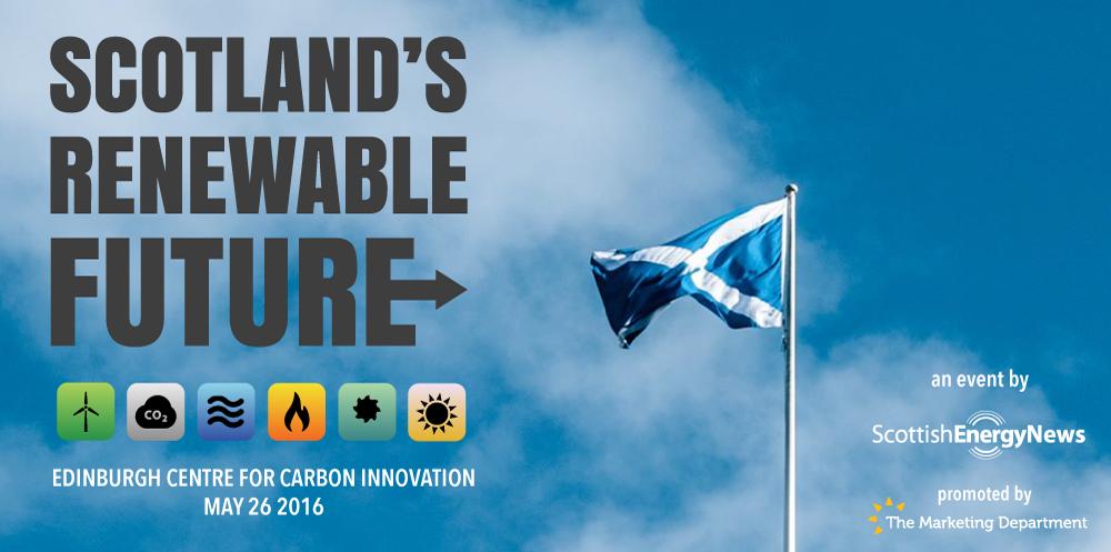 Scotland's Renewable Future brand