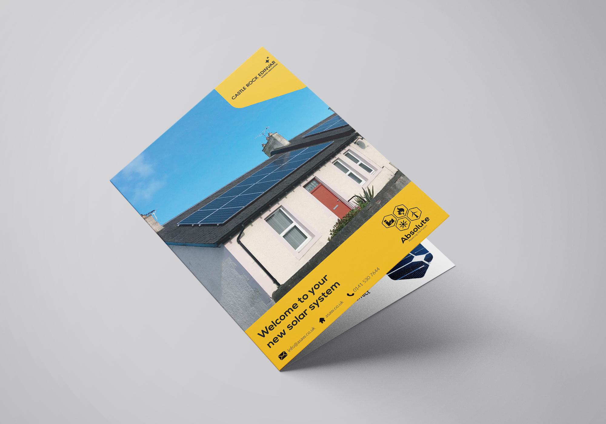 Customer information brochure
