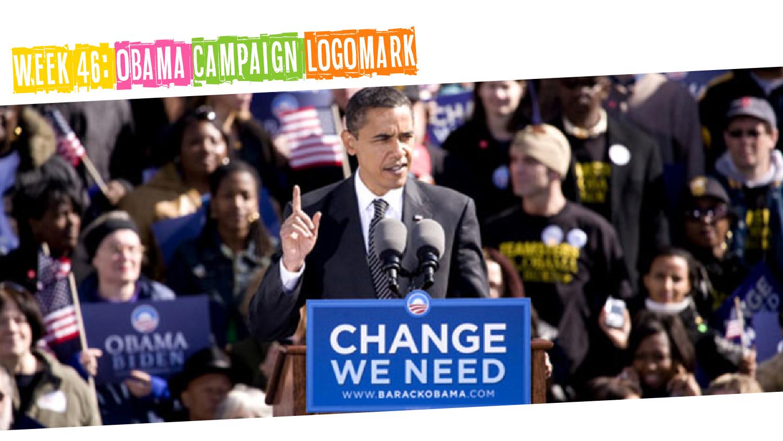 IYM Week 46: Obama Campaign Logomark