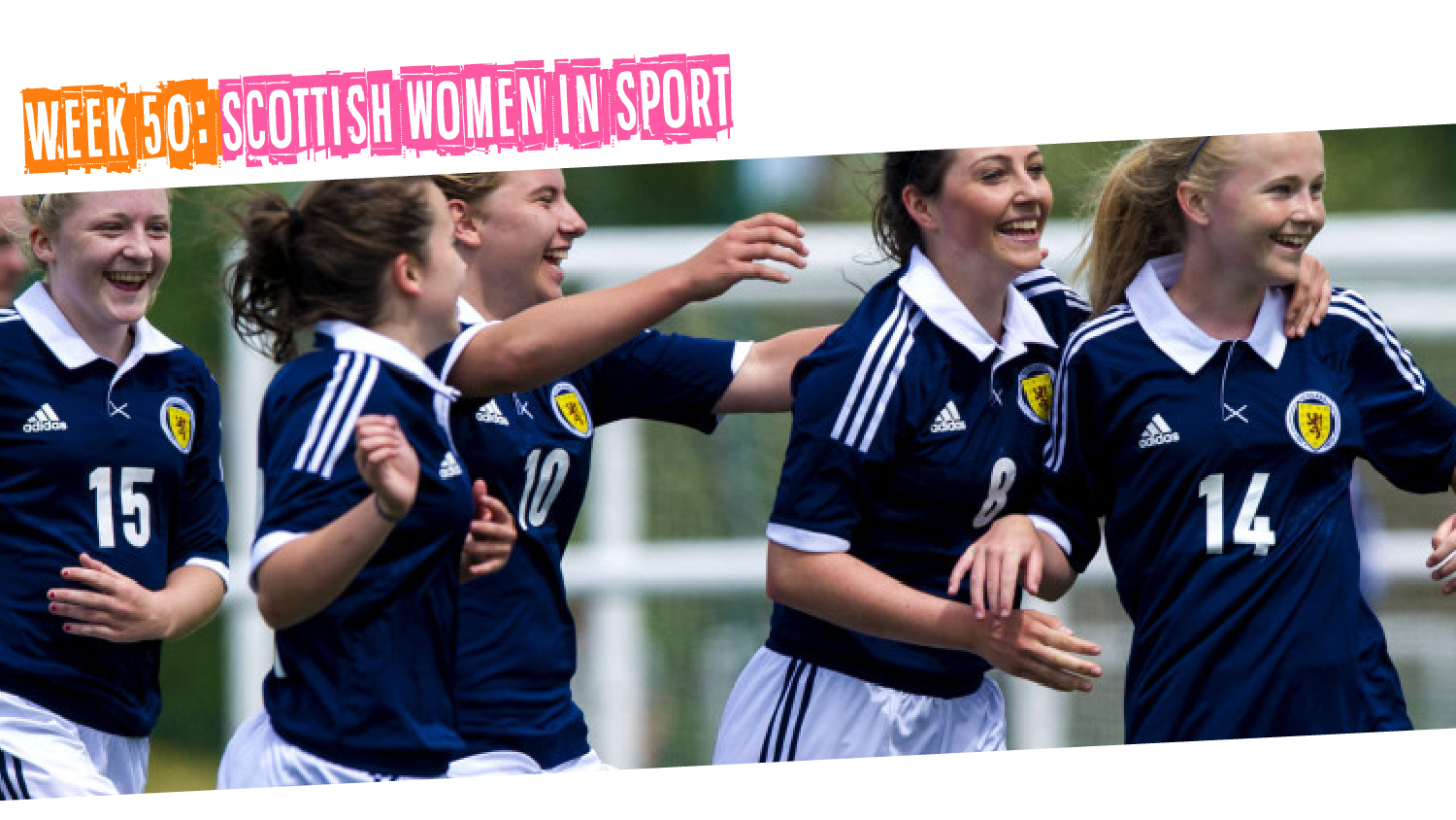 IYM Week 50: Scottish Women in Sport