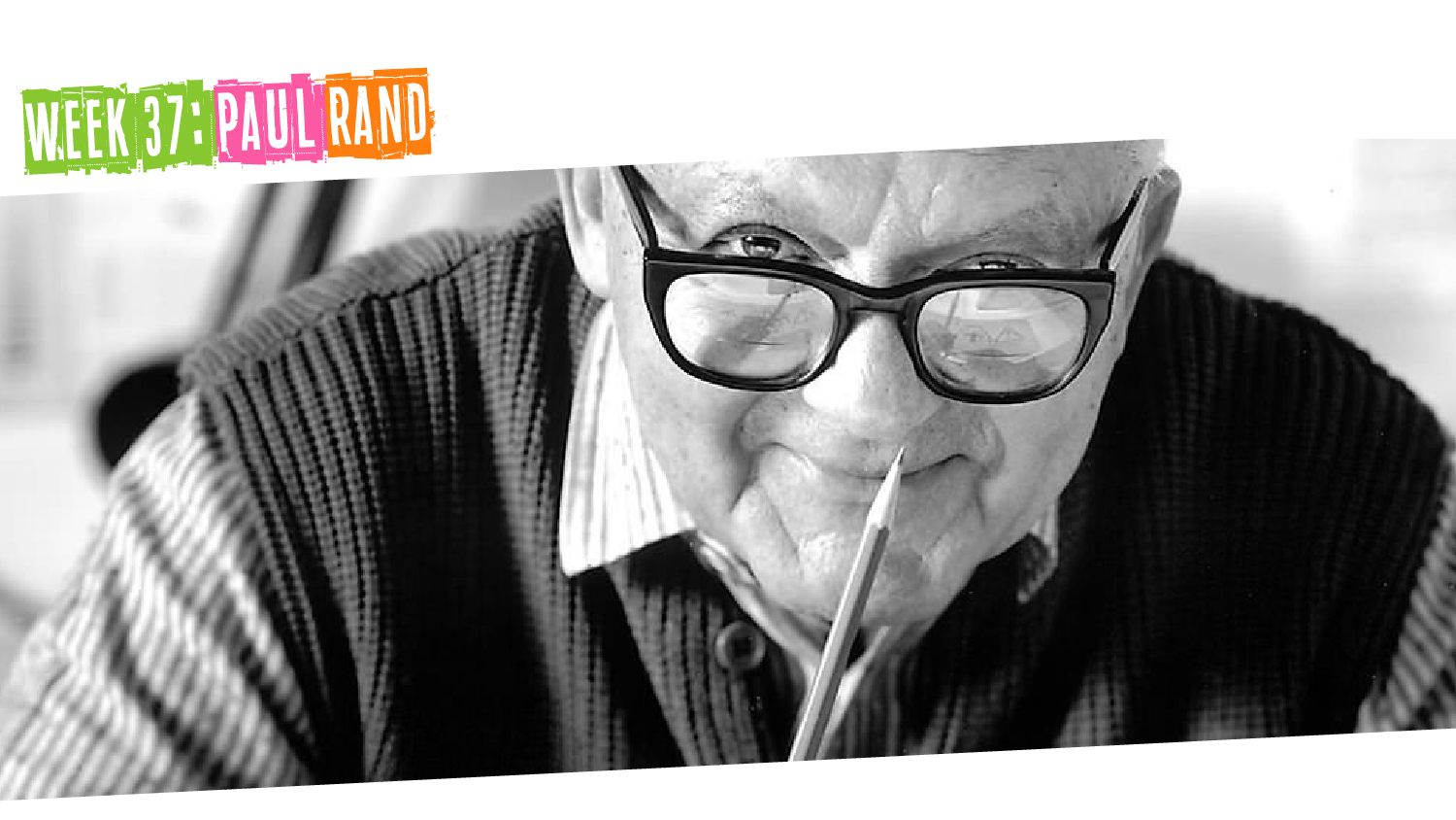 IYM Week 37: Paul Rand