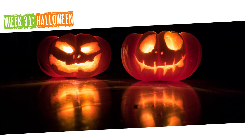 IYM Week 31: Halloween
