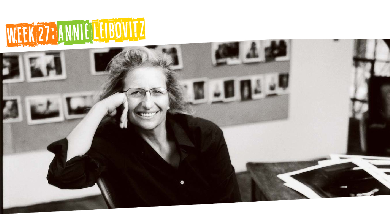IYM Week 27: Annie Leibovitz