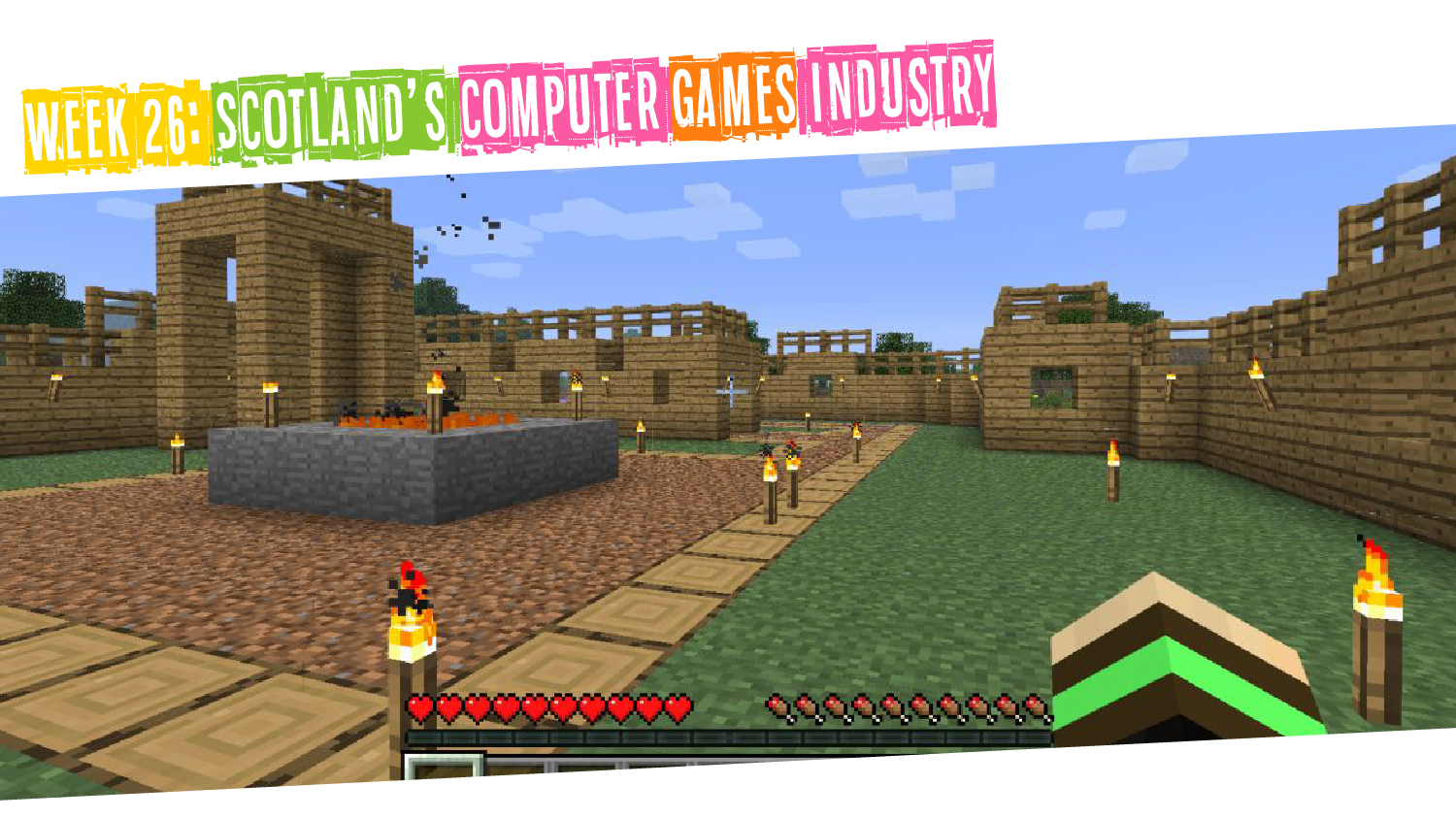 IYM Week 26: Scotland's Computer Games Industry