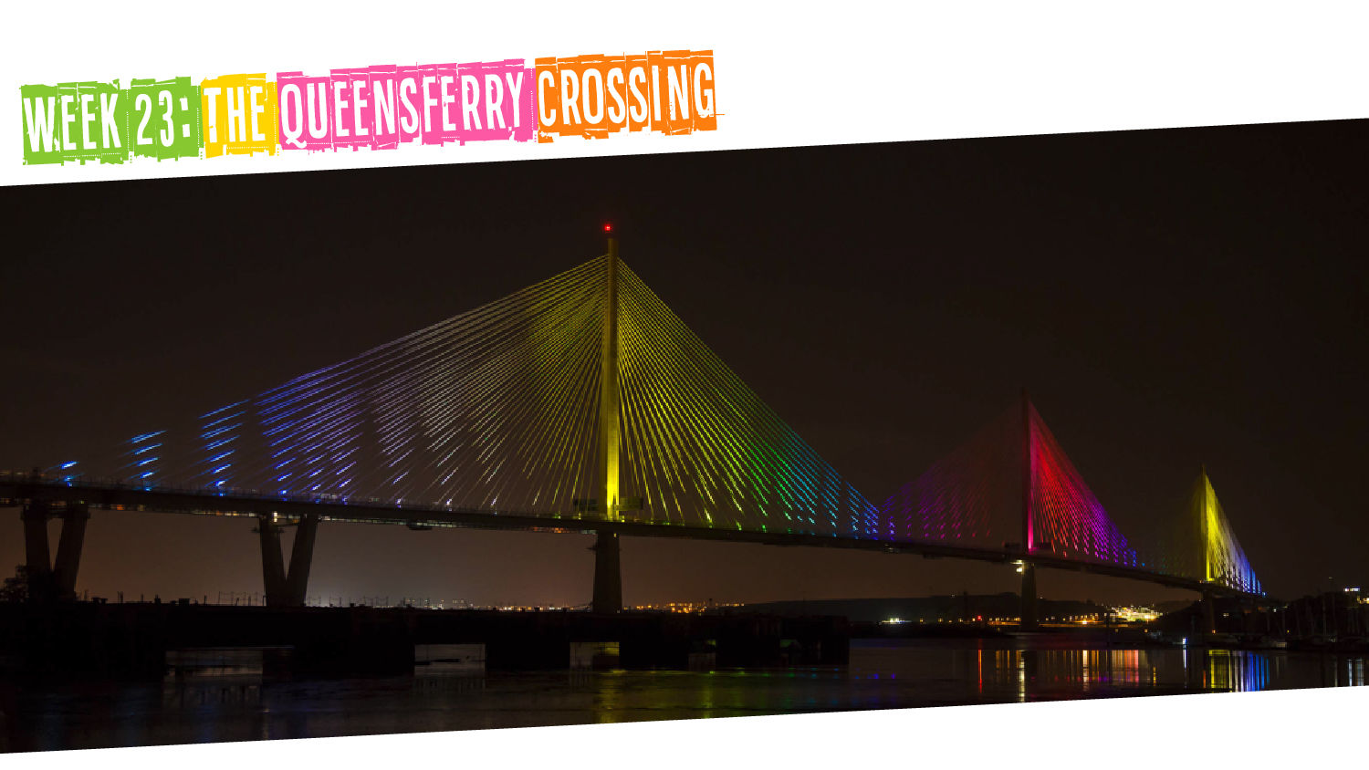 IYM Week 23: The Queensferry Crossing