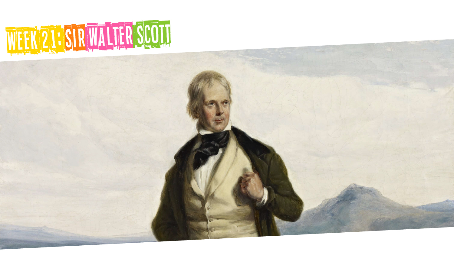 IYM Week 21: Sir Walter Scott