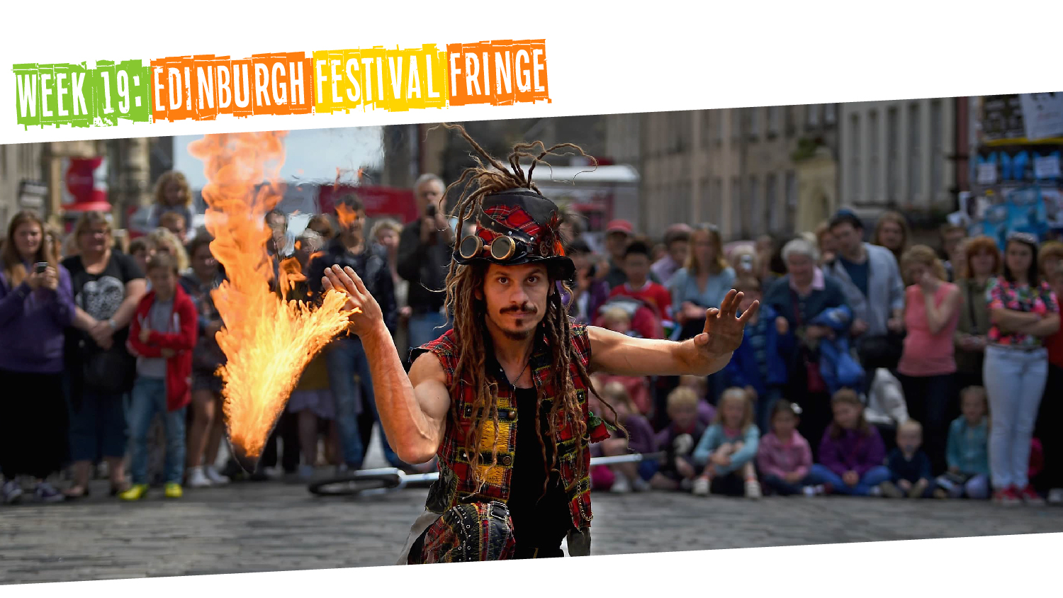 IYM Week 19: Edinburgh Festival Fringe